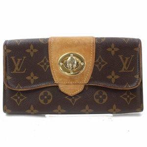 💯 Authentic Louis Vuitton Long Wallet Boetie